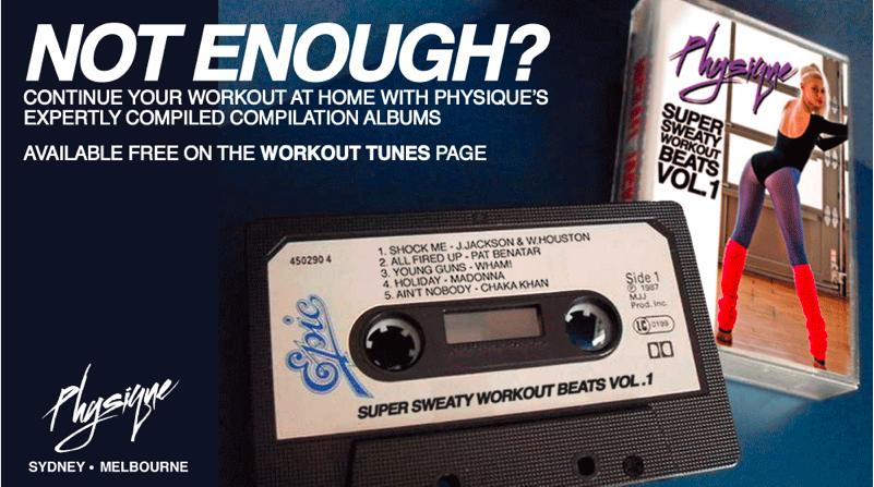 Physique aerobics promo