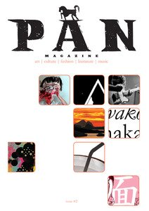 PAN magazine cover